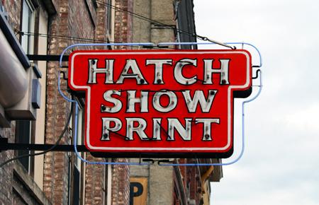 HatchShowPrintNashville