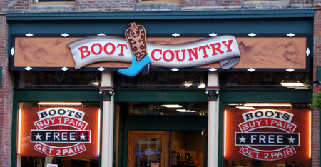 Bootcountry