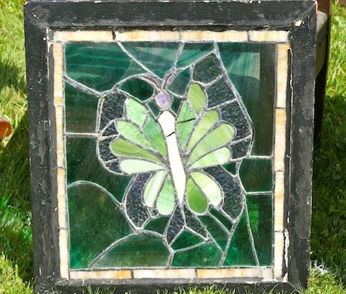 Butterflystainedglass